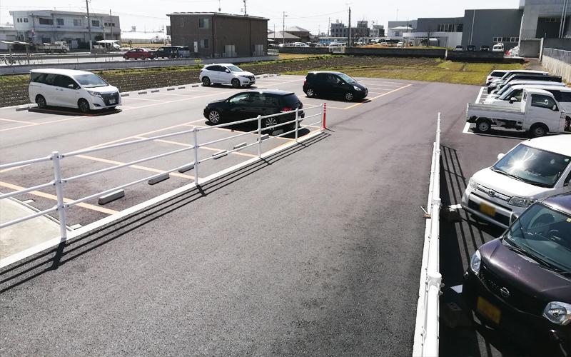 MARUNI 第2駐車場
